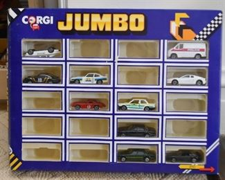 Toys - Corgi Jumbo Cars