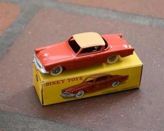 Vintage Toy Cars (Matchbox, Corgi, Dinky, Hot Wheels, Etc.)