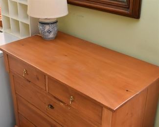 Antique Wooden Chest of Drawers