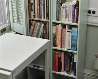 Narrow Bookshelves
