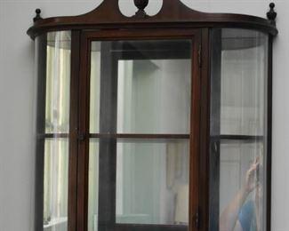 Wall Mount Curio Cabinet / Display Case