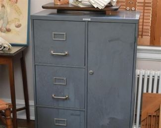 Metal Industrial File Cabinet