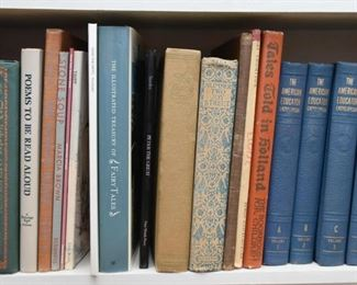 Part of the Large Collection of Books (including Children's Books)