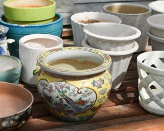 Planters & Flower Pots