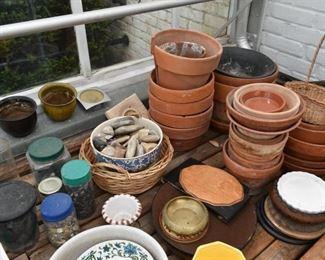 Planters & Flower Pots, Garden Accessories & Tools