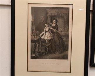 Framed Art / Prints / Etchings