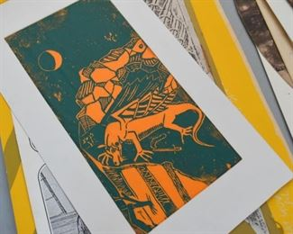 Unframed Artwork & Prints