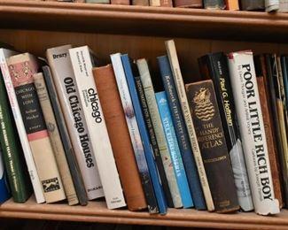 Various Vintage & Antique Books