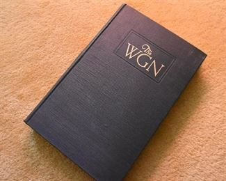 Vintage & Antique Books - The WGN