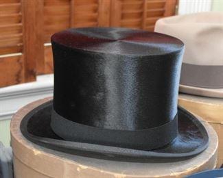 Antique / Vintage Top Hat (1 of 2)