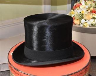Antique / Vintage Top Hat (2 of 2)