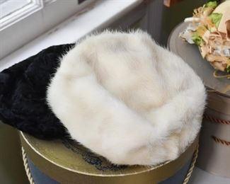 Vintage Women's Fur Hat