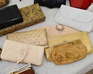 Wallets, Pouches, Handbags
