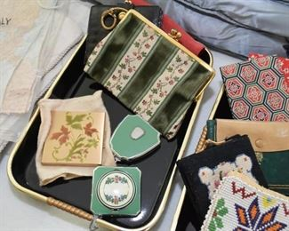 Wallets, Coin Purses, Compacts