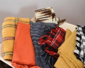 Scarves (Wool & Others)