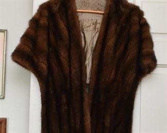 Vintage Fur Stole