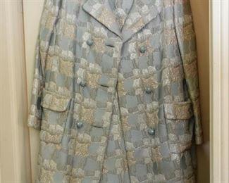 Vintage Dress & Jacket Set