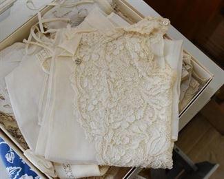 Lace & Linens