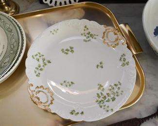 Vintage China Plates & Platters