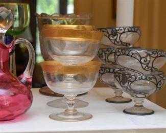 Stemware, Dessert Glasses