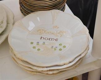 """Home"" Plates"