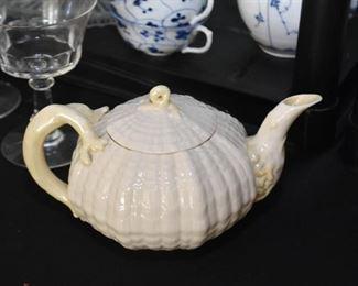 Belleek Teapot