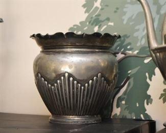 Pewter Vase / Urn