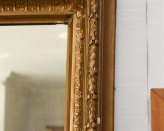 Gold / Gilt Framed Wall Mirror