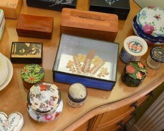 Vanity Items, Trinket Boxes