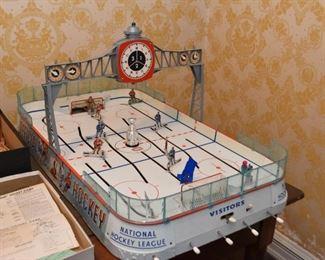 Vintage Table Top Hockey Game (2 of 2)