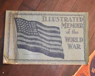Illustrated Memoir of the World War