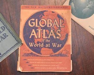 Global Atlas - World at War