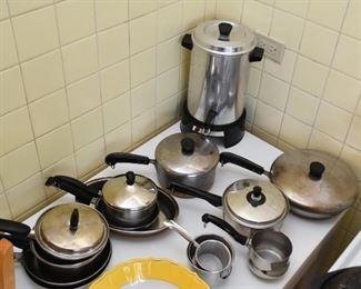 Pots & Pans, Coffee Server
