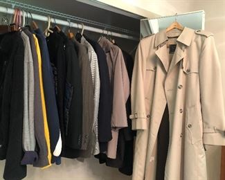 Coats, jackets and sweaters for Men - designer brands