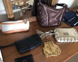 Purses:  Michael Kors, Coach and more!