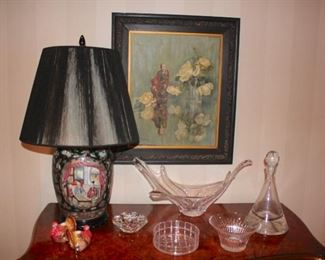 Lamp Art and Decorative Items
