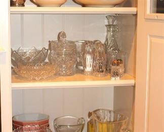 Kitchenware and Serving Pieces
