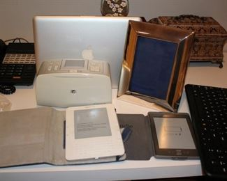 Kindle and Nook with Frame and more