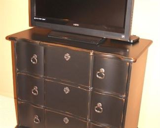 3 Drawer Dresser and TV
