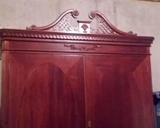 Large armoire/wardrobe