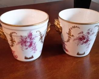 Two Limoges, France ceramic pieces, in excellent condition.