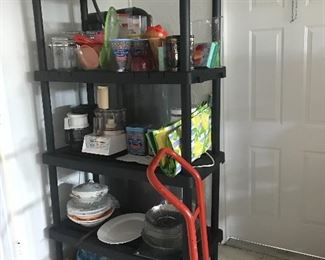 LOTS OF GARAGE ITEMS