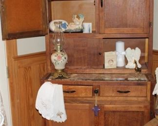 furniture antique farmhouse hutch