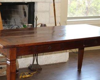 furniture craftsman oak extended