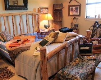 furniture custom king bed set