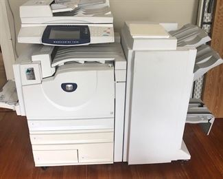 Xerox work center 7346 in like new condition