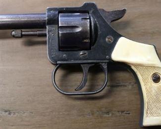 Cal. .22 short revolver