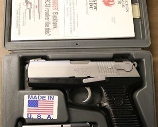Ruger P97DC Pistol