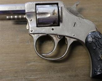 Young American Double Action Revolver