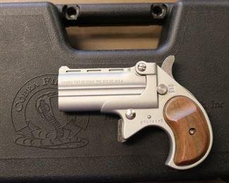 Cobra .38 Cal. pistol